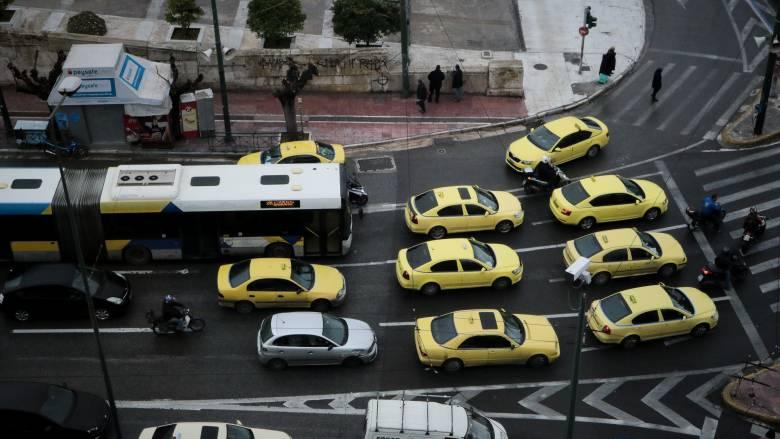 «Τραβούν χειρόφρενο» τα ταξί στην Αθήνα: Ποιες ώρες δεν θα κινούνται την Τρίτη