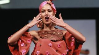 Μία επίδειξη μόδας σκέτη… γλύκα!