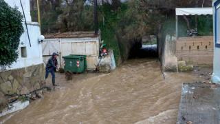 Κρήτη: Εκκενώνονται οικισμοί λόγω της κακοκαιρίας