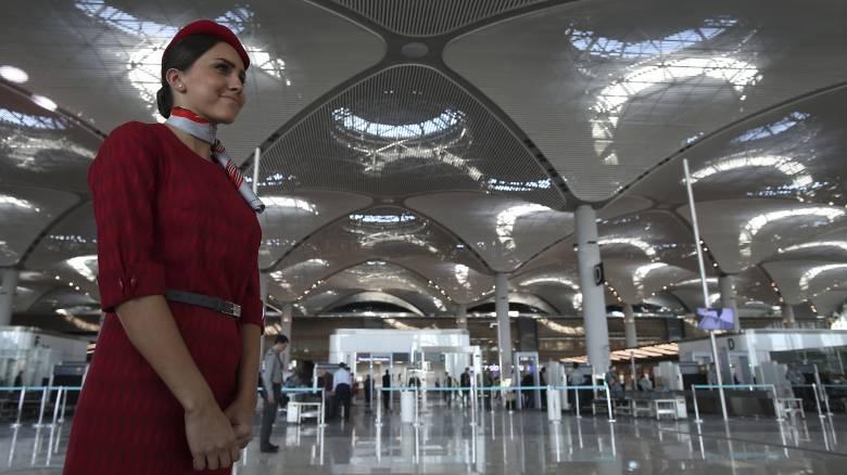 Νέα καθυστέρηση στη λειτουργία του νέου αεροδρομίου της Κωνσταντινούπολης