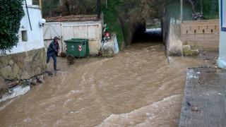 Κακοκαιρία: Αύριο η ρύθμιση του ΥΠΟΙΚ για τους πληγέντες στην Κρήτη