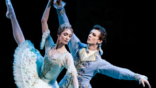 Χορός στο Μέγαρο: «Η Ωραία Κοιμωμένη» σε μαγνητοσκοπημένη μετάδοση από τη Μόσχα