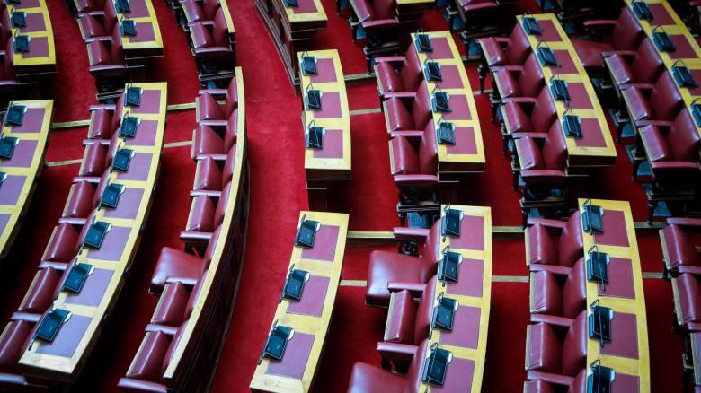 Κόντρα ΝΔ-ΔΗΣΥ στη Βουλή