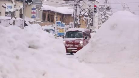 Διαρκής «μάχη» με το χιόνι: Πώς είναι ο χειμώνας στην πόλη με τη μεγαλύτερη χιονόπτωση, παγκοσμίως;