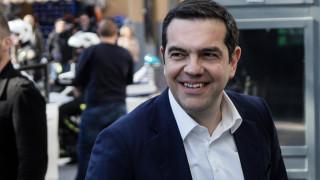 Κάλεσμα Τσίπρα σε Θεοδωράκη και Γεννηματά για ενιαίο ευρωψηφοδέλτιο