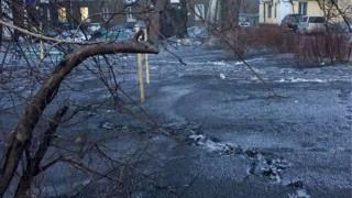 Σιβηρία: Τοξικό μαύρο χιόνι «σκοτώνει τους κατοίκους»