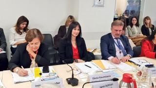 Κουντουρά: Να αναλάβουμε πρωτοβουλία για μια ολοκληρωμένη ευρωπαϊκή πολιτική για τον τουρισμό