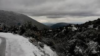 Κακοκαιρία «Ωκεανίς»: Στα «λευκά» το 35% της χώρας - Σε ποιες περιοχές το χιόνι ξεπέρασε τα 2 μέτρα