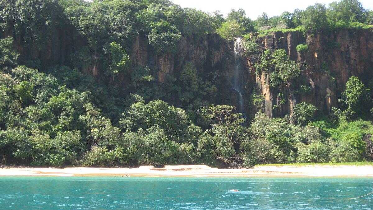 Sancho Bay Fernando de Noronha Pernambuco Brazil