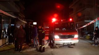 Φωτιά σε διαμέρισμα στη Νέα Ιωνία: Γυναίκα απεγκλωβίστηκε χωρίς τις αισθήσεις της