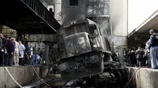Βίντεο φρίκης από το Κάιρο: Άνθρωποι τυλιγμένοι στις φλόγες τρέχουν να σωθούν
