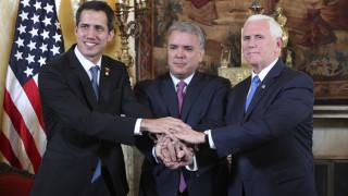 Βενεζουέλα: Ο Γκουαϊδό καλεί τους πολίτες να συνεχίσουν τις διαδηλώσεις μέχρι να ανατραπεί ο Μαδούρο
