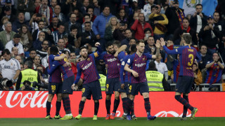Σαρωτική η Μπαρτσελόνα, 3-0 τη Ρεάλ στη Μαδρίτη