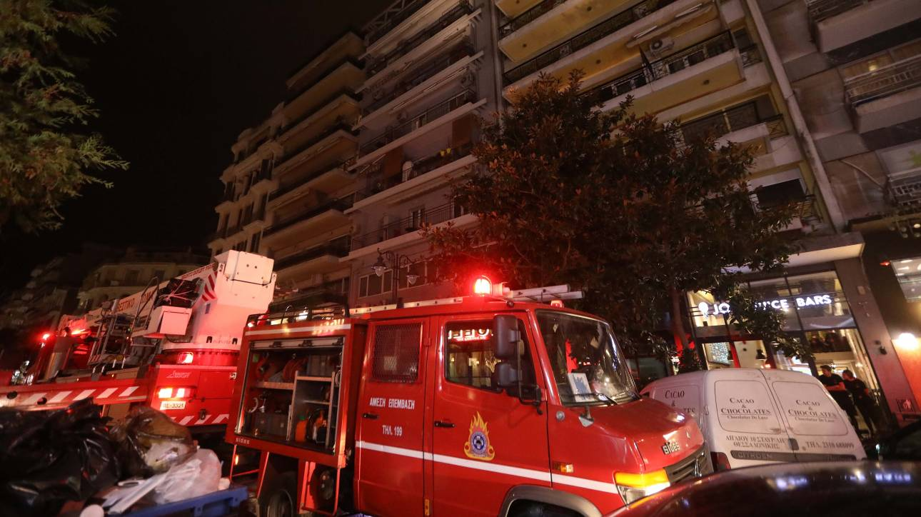 Τραγωδία στη Βάρκιζα: Νεκρό μωρό μετά από φωτιά σε διαμέρισμα