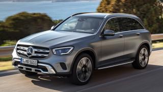 H ανανεωμένη Mercedes GLC έχει σύνολα βενζίνης με υβριδική υποβοήθηση και νέους diesel 2.000 κ.εκ.