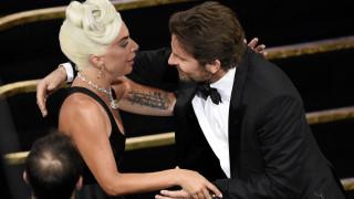 Lady Gaga για Μπραντλεϊ Κούπερ: Είδατε έρωτα, επειδή αυτό θέλαμε να δείτε
