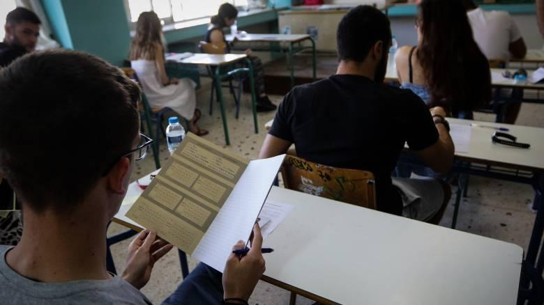 Πανελλαδικές 2019: Δείτε τις τροποποιήσεις στα ειδικά μαθήματα