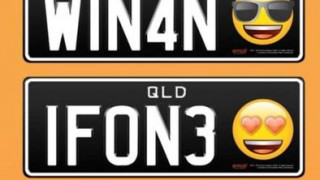 Emojis και στις πινακίδες κυκλοφορίας των οχημάτων! Δείτε ποια επιτρέπονται
