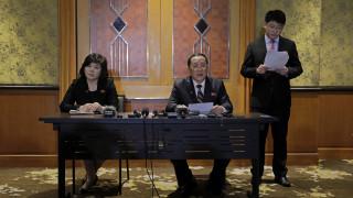 Η Βόρεια Κορέα «αδειάζει» τον Τραμπ: Δεν ζητήσαμε πλήρης, αλλά μερική άρση των κυρώσεων