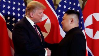 Νέο γύρο συνομιλιών αποφάσισαν Τραμπ και Κιμ