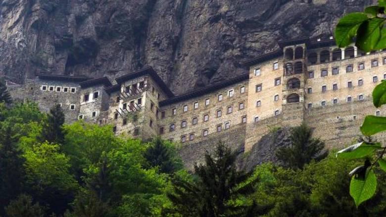 Ανοίγει τον Μάιο το Μοναστήρι της Παναγίας Σουμελά