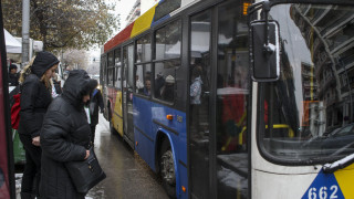 Σύγκρουση αυτοκινήτου με λεωφορείο του ΟΑΣΘ