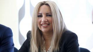 Γεννηματά: Ο Τσίπρας δεν έχει θέση στην Κεντροαριστερά γιατί έφτιαξε τη νέα Δεξιά