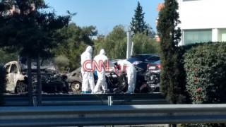Έκρηξη Γλυφάδα: Εντοπίστηκαν υπολείμματα δυναμίτιδας στο όχημα