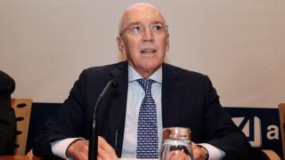 Π. Ρουμελιώτης: Ζητά από την ΤτΕ τα έγγραφα που στοιχειοθετούν τους εις βάρος του ισχυρισμούς