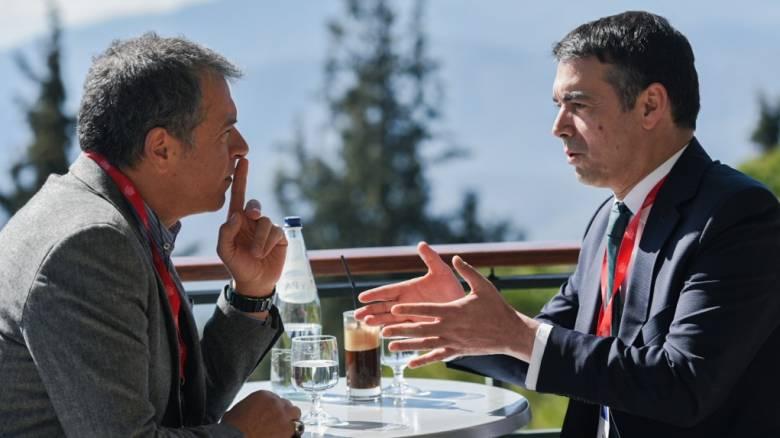 Τι συζήτησαν ο Σταύρος Θεοδωράκης με τον Νίκολα Ντιμιτρόφ