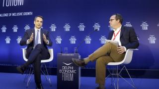 Μητσοτάκης: Οι σοσιαλιστές έχουν ερωτευτεί τον Τσίπρα, συμπεριφερθείτε του σαν τον Όρμπαν!