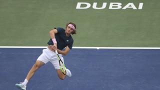 Τρομερός Τσιτσιπάς: Έτοιμος να κατακτήσει και το Ντουμπάι από το top 10!