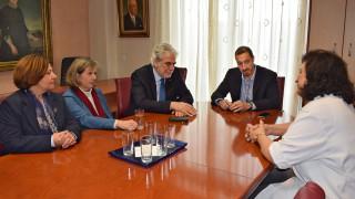 Χρ. Στυλιανίδης: Καθοριστικής σημασίας η παροχή διερμηνείας στα νοσοκομεία