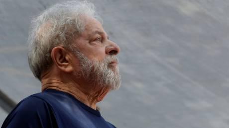 Άδεια στον φυλακισμένο Λούλα ντα Σίλβα για να πάει στην κηδεία του 7χρονου εγγονού του