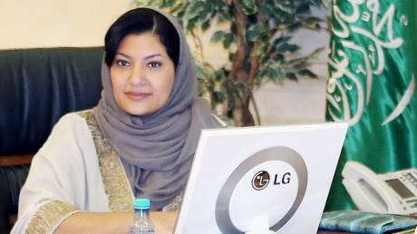 Από πριγκίπισσα, διπλωμάτης: Η γυναίκα που μάχεται για τα δικαιώματα των γυναικών στη Σ. Αραβία