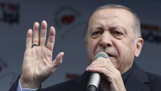 Ερντογάν: Αρχίζουμε νέες γεωτρήσεις στη Μεσόγειο