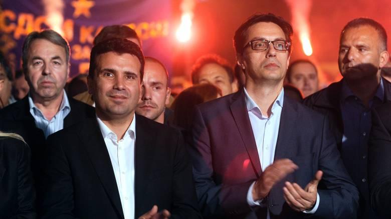O Πεντάροσκι υποψήφιος των Ζάεφ και Αχμέτι για τις προεδρικές εκλογές της Β. Μακεδονίας