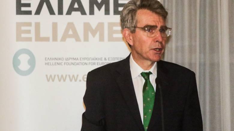 Πάιατ: Η Ελλάδα κόμβος - «κλειδί» για τη διαφοροποίηση των πηγών ενέργειας στην Ευρώπη