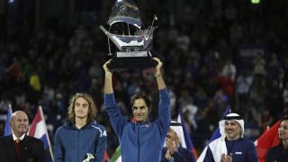Φέντερερ για Τσιτσιπά: Ο Στέφανος θα έχει μια εκπληκτική καριέρα, αφήνω το τένις σε καλά χέρια