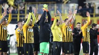 Άρης-ΑΕΚ 2-0: Νίκησε και βλέπει Ευρώπη