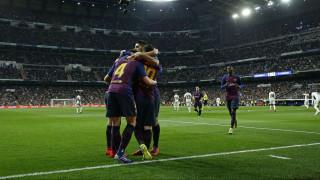 Ρεάλ Μαδρίτης - Μπαρτσελόνα 0-1: Νέο διπλό και πρόσω ολοταχώς για Πρωτάθλημα