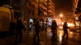 Νύχτα επεισοδίων σε Αθήνα και Θεσσαλονίκη