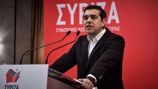 Τσίπρας: Προοδευτικός πόλος για τα συμφέροντα των πολλών, όχι για τους λίγους και τις ελίτ