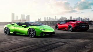 Αυτοκίνητο: Η Lamborghini Huracan Εvo είναι εντυπωσιακή και ως Spyder