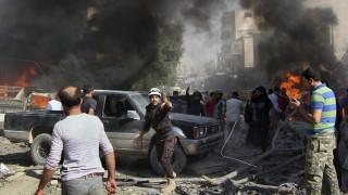 Συρία: Αιματηρή επίθεση τζιχαντιστών στο Ιντλίμπ με 33 νεκρούς