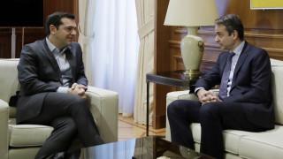 Διχασμένη η Ευρώπη για Τσίπρα - Μητσοτάκη