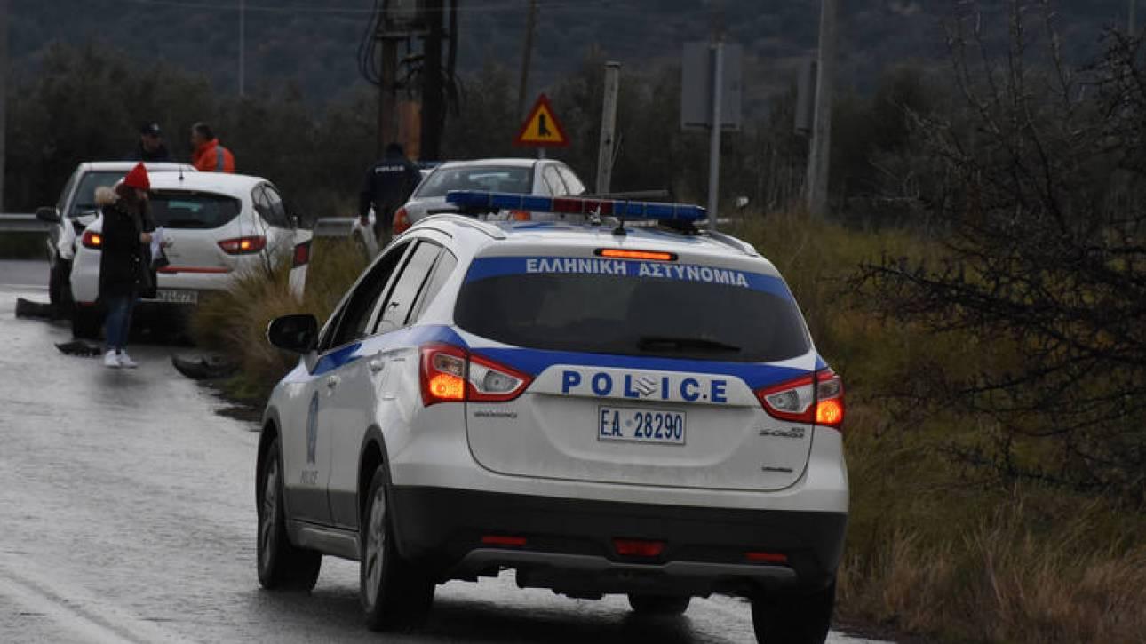 Χάος στην Αττική Οδό: Καραμπόλα με έναν τραυματία