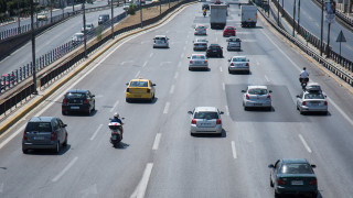 Ομαλοποιήθηκε η κατάσταση στην Αττική Οδό μετά την καραμπόλα