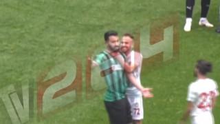 Απίστευτο περιστατικό στην Τουρκία: Ποδοσφαιριστής χαράκωσε αντίπαλό του με ξυραφάκι
