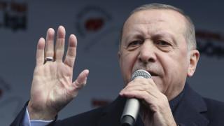 Ερντογάν: Κουρδιστάν δεν έχουμε, έχουμε το Αιγαίο και τη Μεσόγειό μας